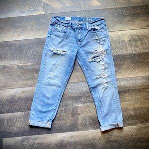 Gap Sexy Boyfriend Jeans 27 Regular